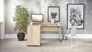 Prima table, home office