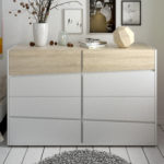 Metro chest by Tvilum w. 8 drawers